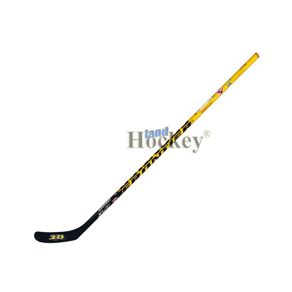 Kompozitová hokejka Frontier F3,0 Grip