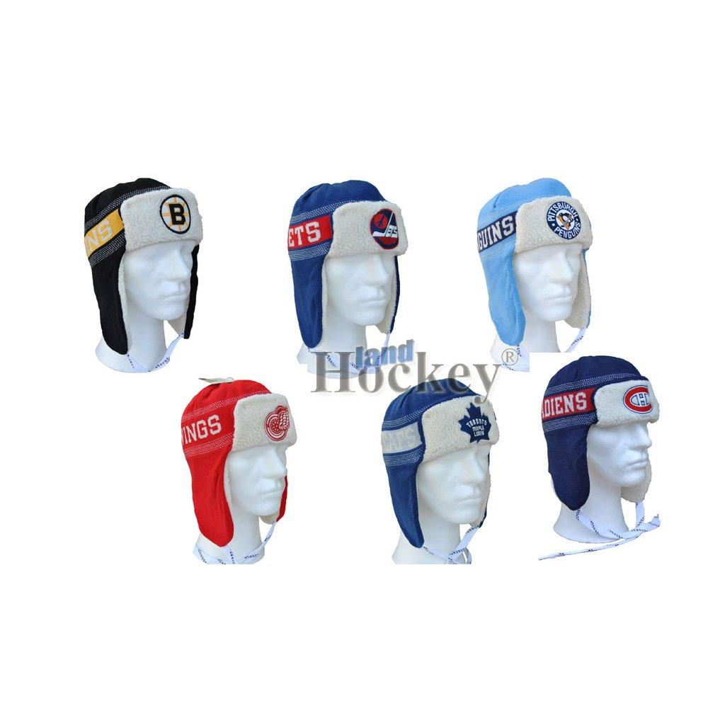 Ušanka CCM Vintage Knit Trooper 3590044