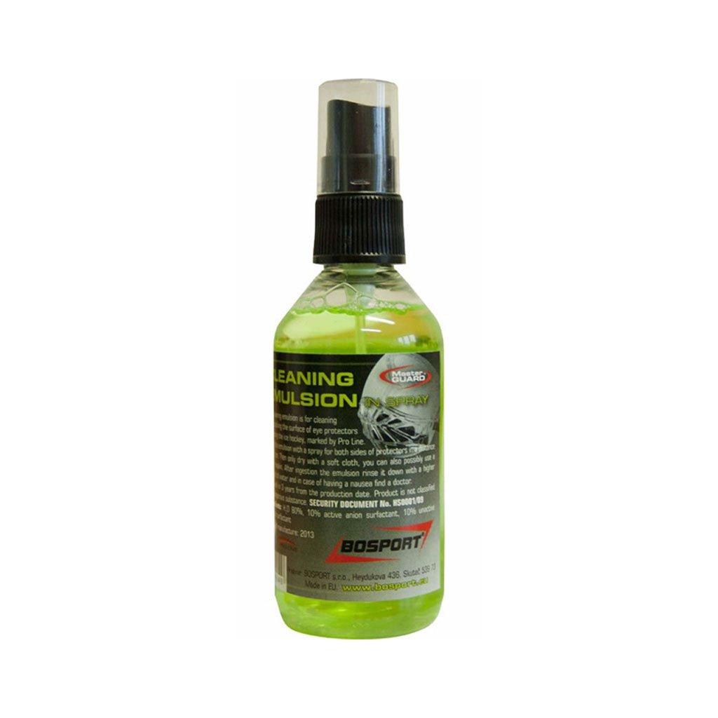 Spray na plexi - čistící emulze