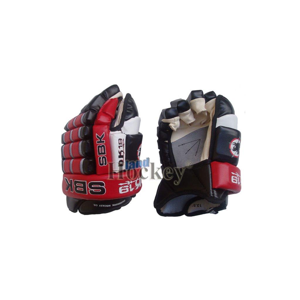 Hokejové rukavice Sherbrook SBK DK19