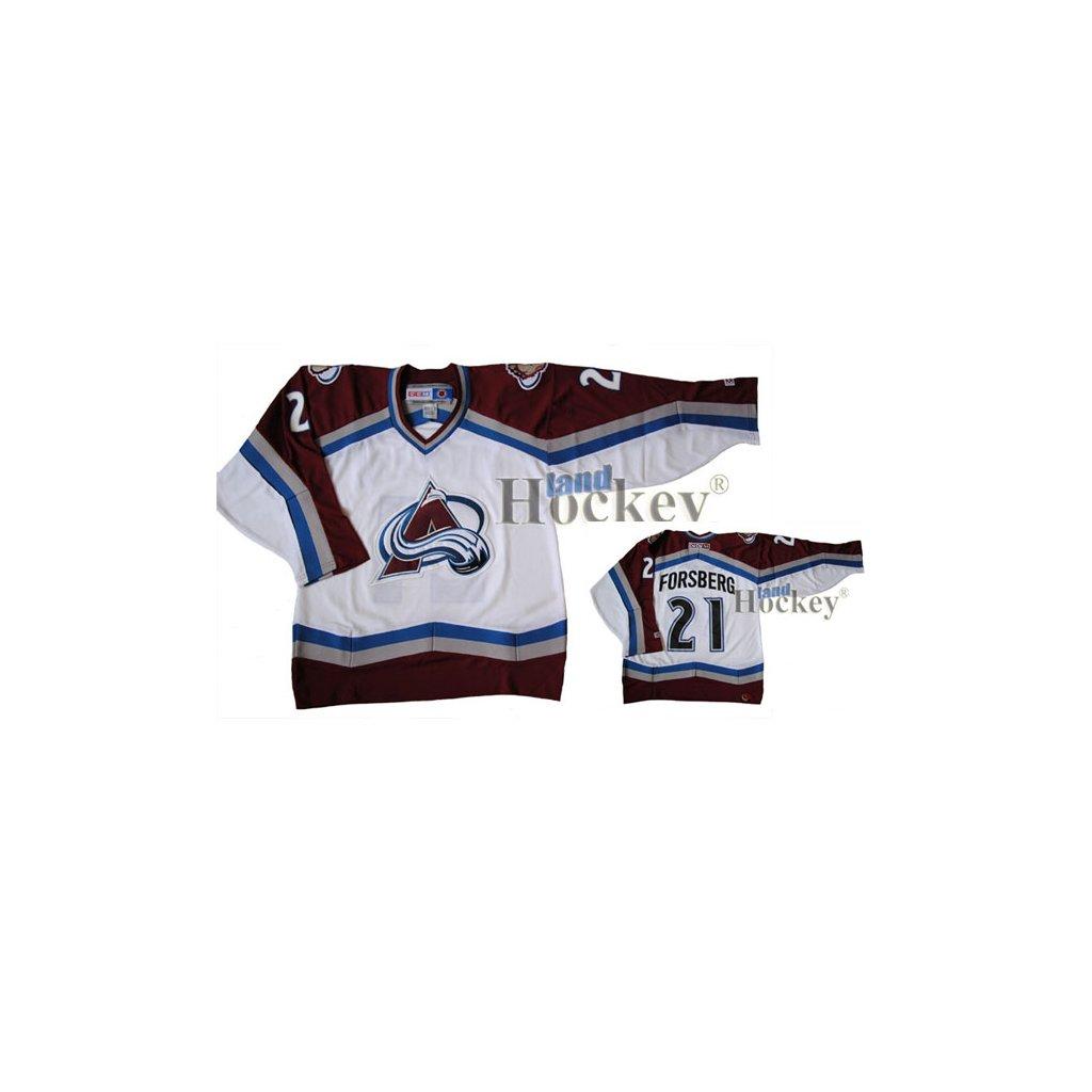 Dres CCM Replica NHL - Colorado Avalanche