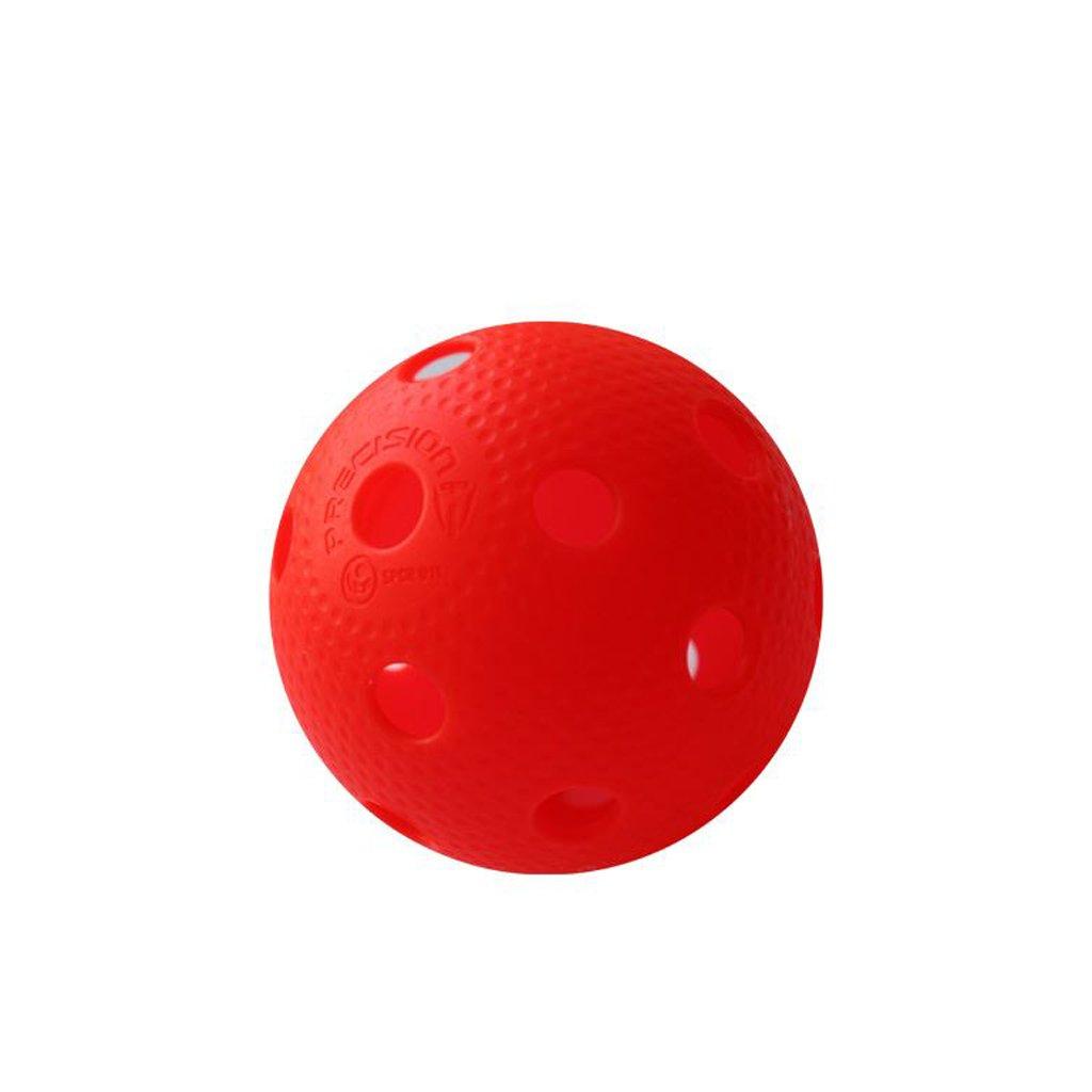 Míček na floorball Canadien Precision Pro League červený