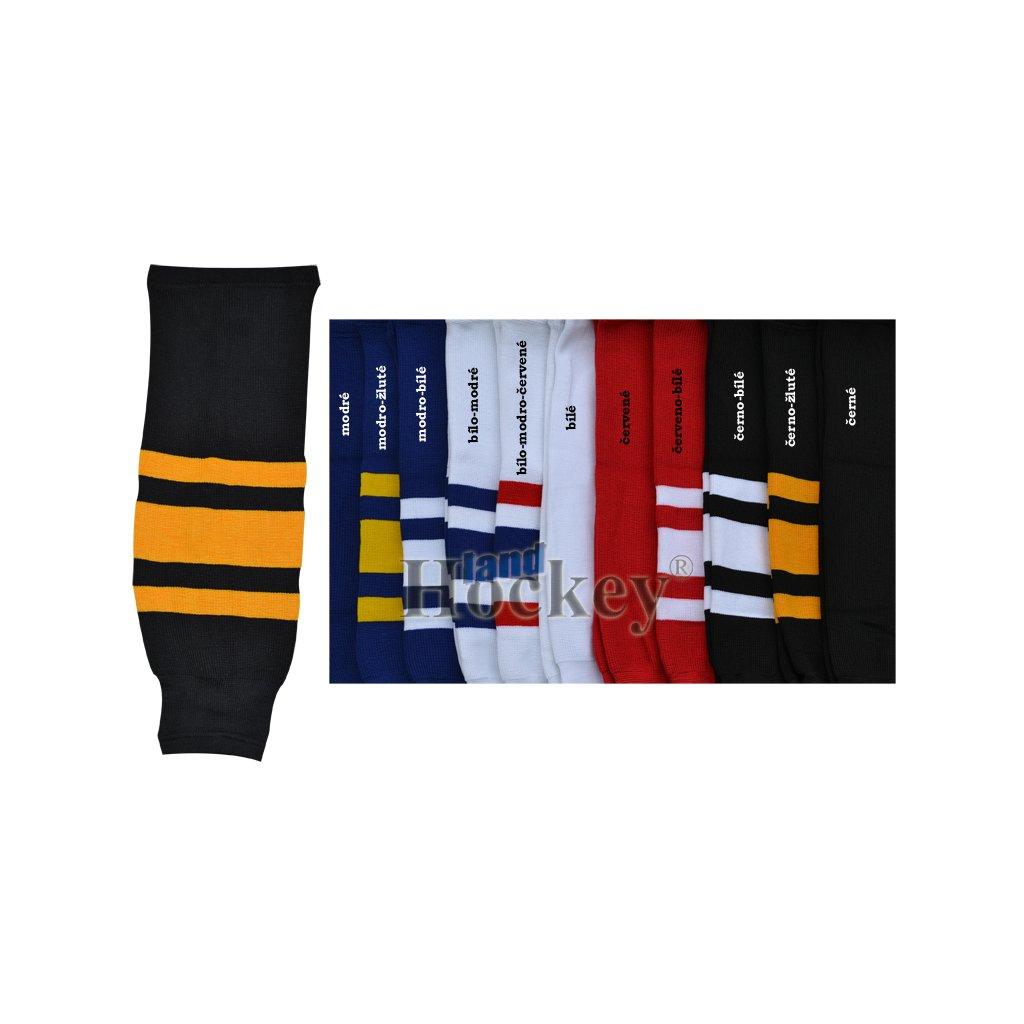 Hokejové štulpny RAPTOR - X knitted sock youth,boy