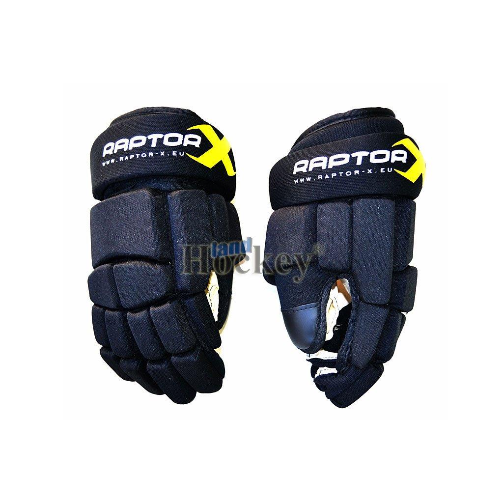 Hokejové rukavice Raptor-X JR
