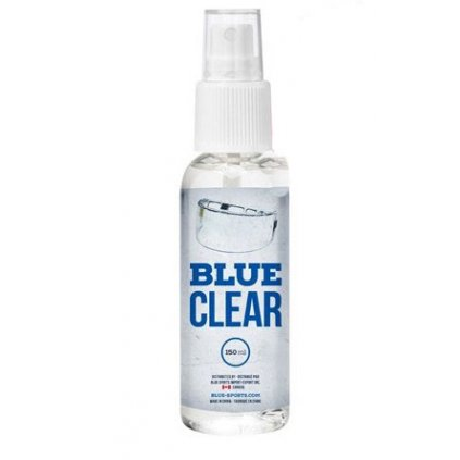 Anti-Fog Blue Sport Clear