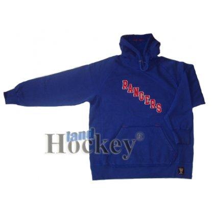 Mikina CCM Classic Hoodie Rangers