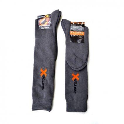 Podkolenky do bruslí RAPTOR-X Knee Sock