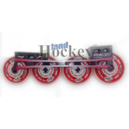 In-line podvozky chassis Reebok RBK s kolečky Rink Rat Tri-Di
