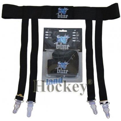 Hokejové podvazky Blue Sports