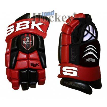Hokejové rukavice Sherbrook SBK RIOT