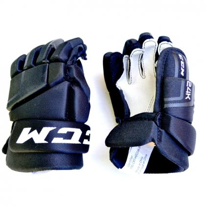 Hokejové rukavice CCM 24K