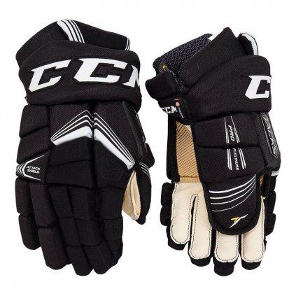 Hokejové rukavice CCM Super Tacks černé