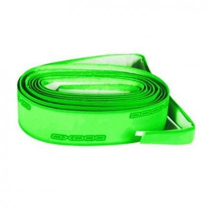 Omotávka OXDOG Vulcano Grip neon zelená