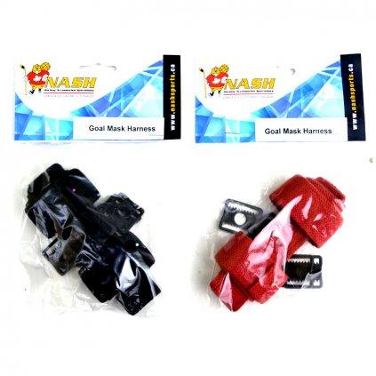 Guma na brankařskou masku Nash Goal Mask Harness