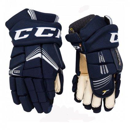 Hokejové rukavice CCM Super Tacks navy