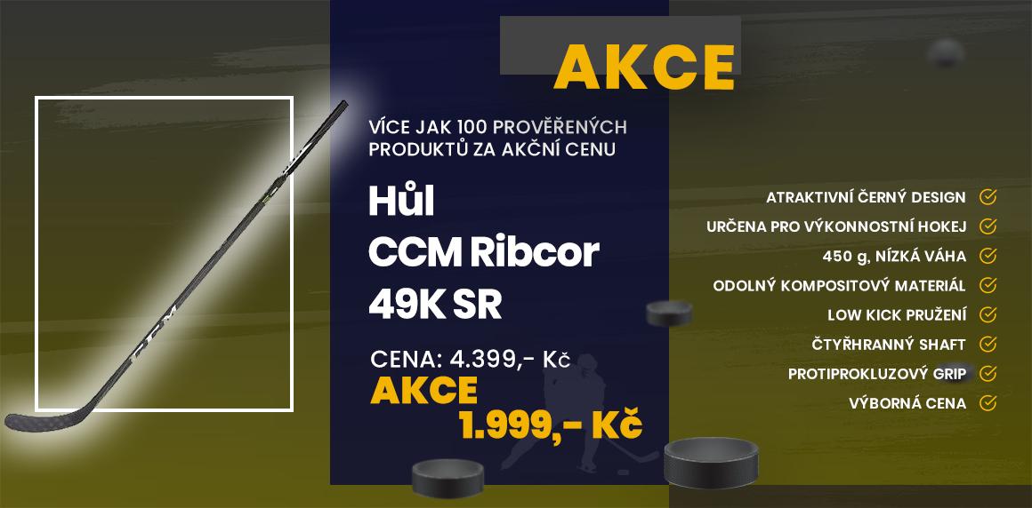 Akce Hůl CCM Ribcor
