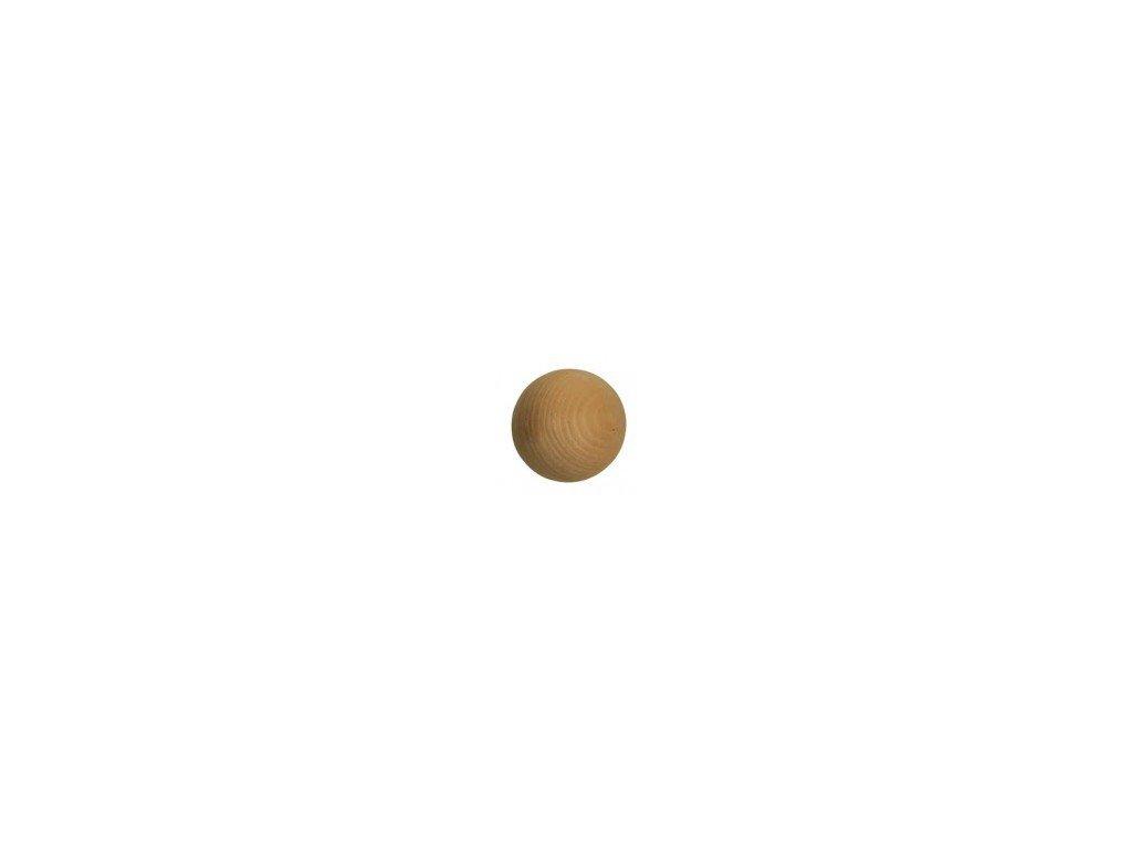 Dřevěná kulička