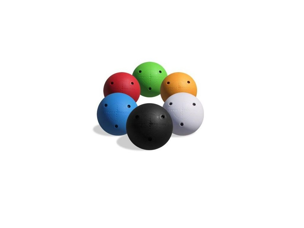 Smart hockey ball