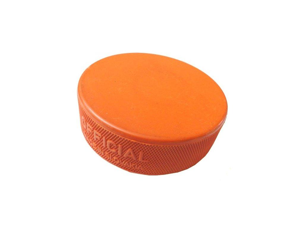 Puk těžký, oranžový