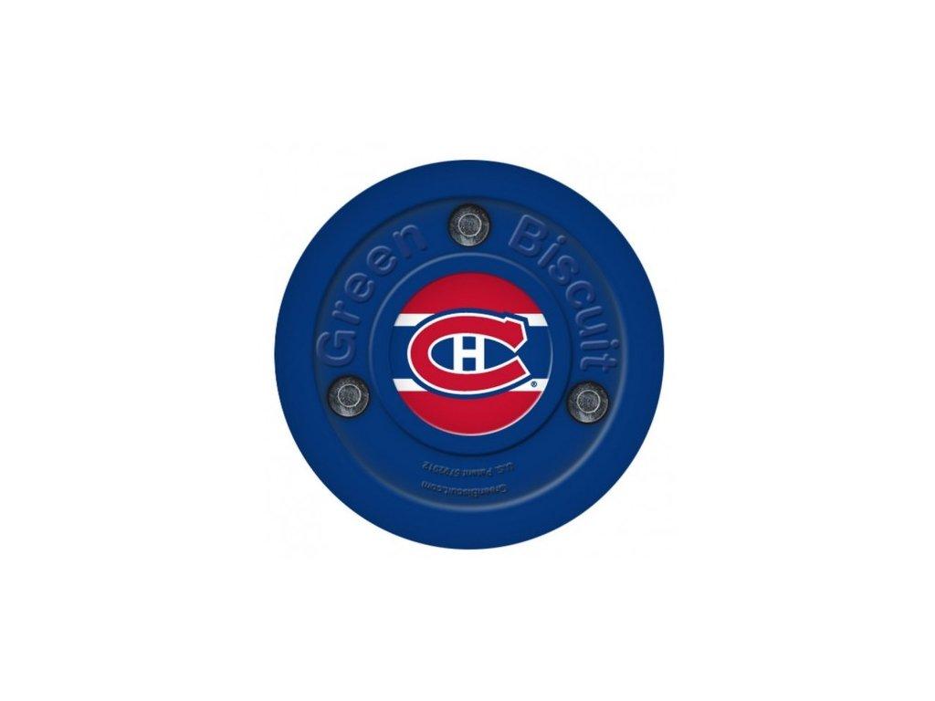 Green Biscuit Montreal Canadiens