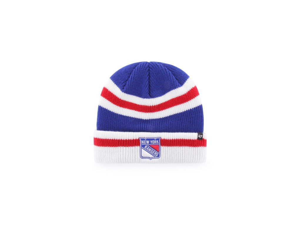 Čepice NHL New York Rangers Shortside