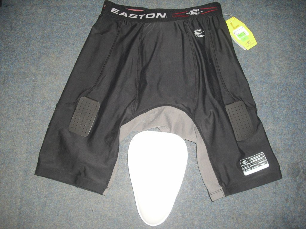 Suspensor Easton Woman Jock Short XL