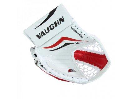 Set lapačka a vrážečka Vaughn Velocity V7 Yth Černo-červeno-bílá