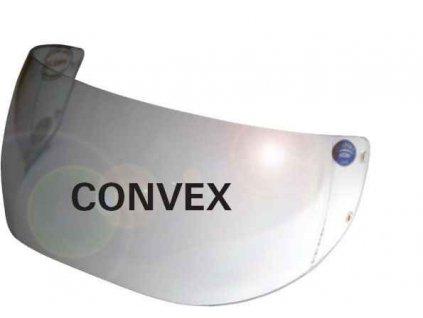Náhradní štítek Uniplexi Convex