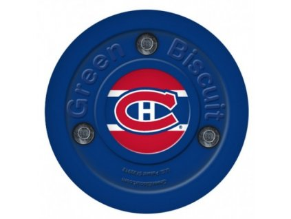 Green Biscuit Montreal Canadiens