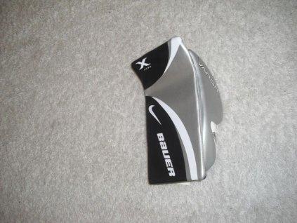Vyrážečka Nike Bauer Vapor X Yth bílo-šedá