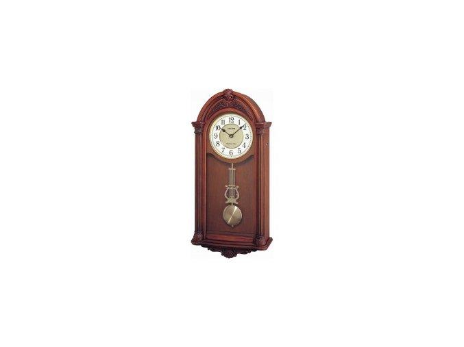 Rhythm Nástěnné hodiny bycí CMJ340SR07