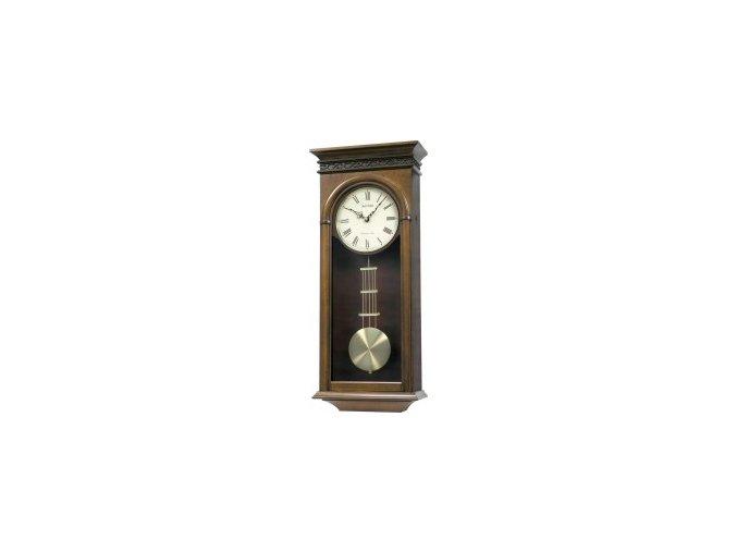 Rhythm Melodické nástěnné hodiny - dřevěné CMJ523NR06