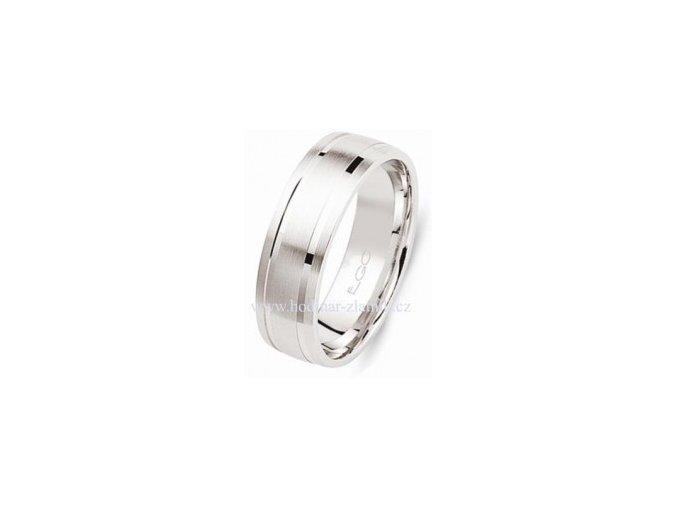 Snubní prsten EGC B1100E 46 velikost: