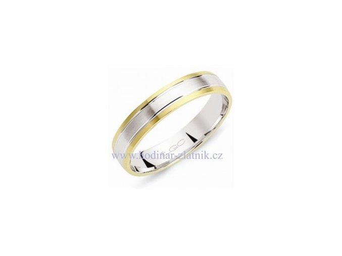 Snubní prsten EGC F1519E 49 velikost: