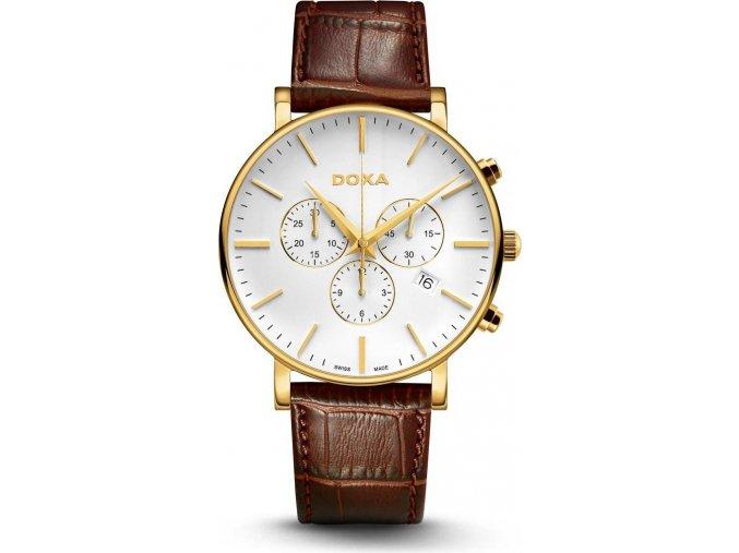 hodinky DOXA 172.30.011.02