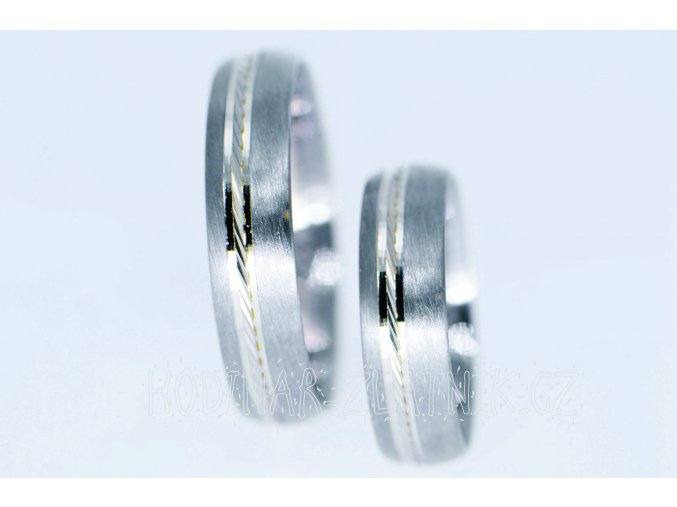 prsten ze zlata snubní