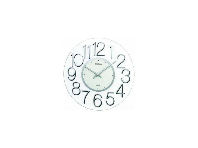 Rhythm Nástěnné hodiny CMG738BR19