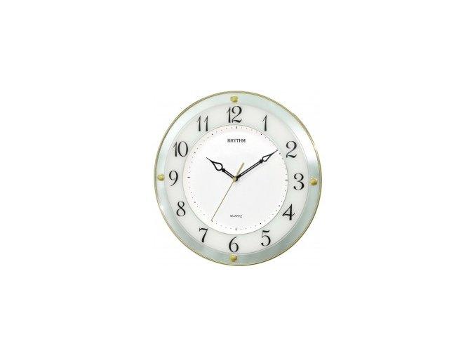 Nástěnné hodiny RHYTHM CMG876NR18