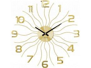 Zlaté hodiny LAVVU SUN