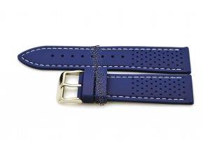 Silikonový řemínek modrý 19619.05.0.22 20