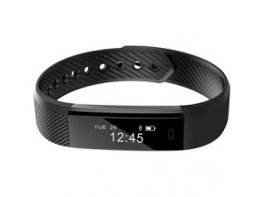 U-Band 115 Black + blue strip UMAX