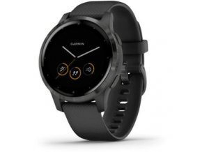 vívoActive4S Gray/Black Band GARMIN