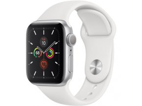 Watch S5 40mm, Silver+Wh mwv62hc/a APPLE