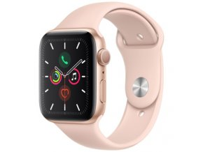 Watch S5 44mm, Gold+Pink mwve2hc/a APPLE