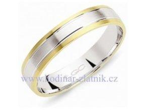 Snubní prsten EGC F1519E 49
