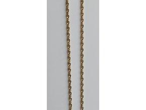 zlatý řetízek OLI190100070