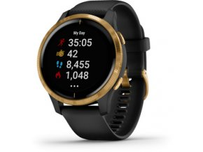 VENU Black/Gold GARMIN
