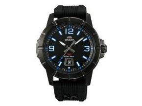 silikonový řemínek VDESB0B pro hodinky Orient