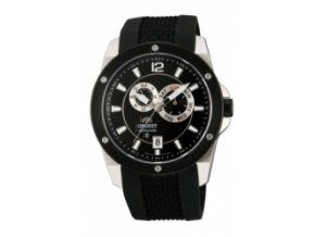 silikonový řemínek VDDXQSB pro hodinky Orient