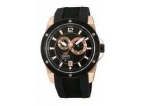 silikonový řemínek VDDXQRB pro hodinky Orient